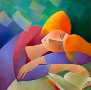 Françoise Collandre rêve de livre