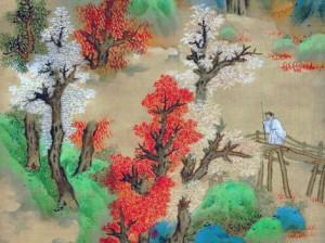 Zhe school of painting