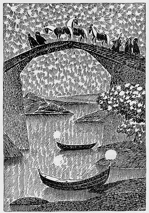 Le livre d'un été, de Tove Jansson Kimamori